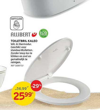 Brico Allibert Toiletbril Kaleo