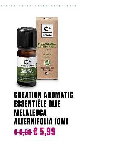 Medi Market Creation Aromatic Essentiёle Olie Melaleuca