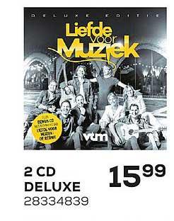 Supra Bazar 2 Cd Deluxe Liefde Voor Muziek