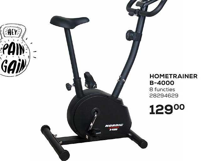 Supra Bazar Nordic Hometrainer B4000