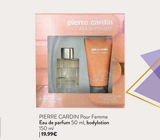Di Pierre Cardin Pour Femme Eau De Parfum, Bodylotion
