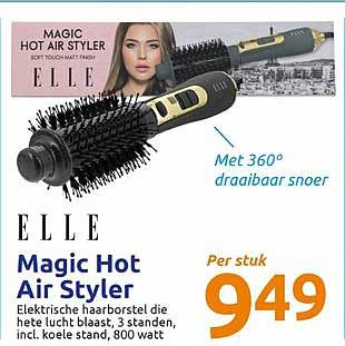 Action Elle Magic Hot Air Styler