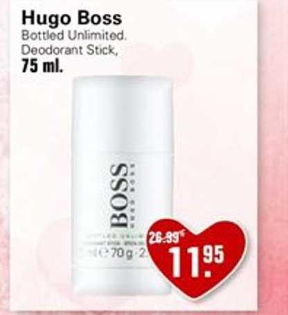 De Online Drogist Hugo Boss Deodorant Stick