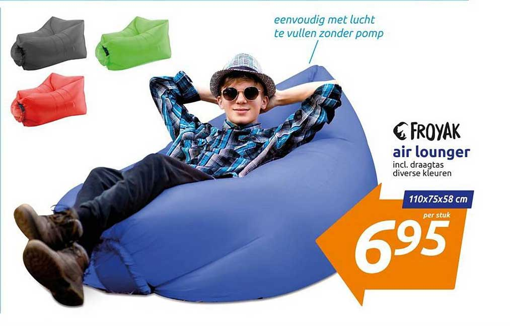 Action Air Lounger