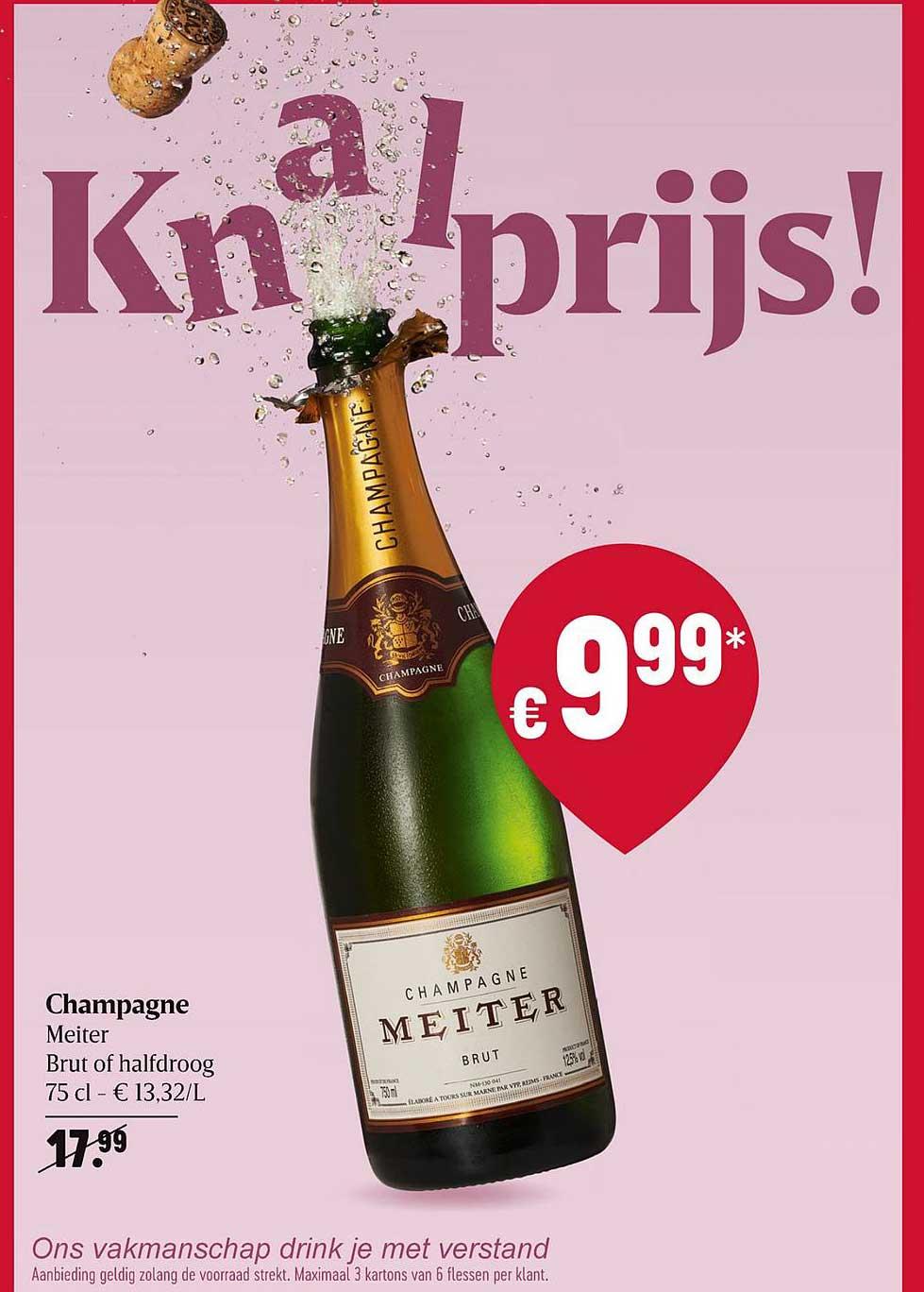 Delhaize Champagne Meiter