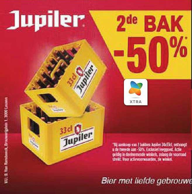 Spar Colruyt -50% Jupiler