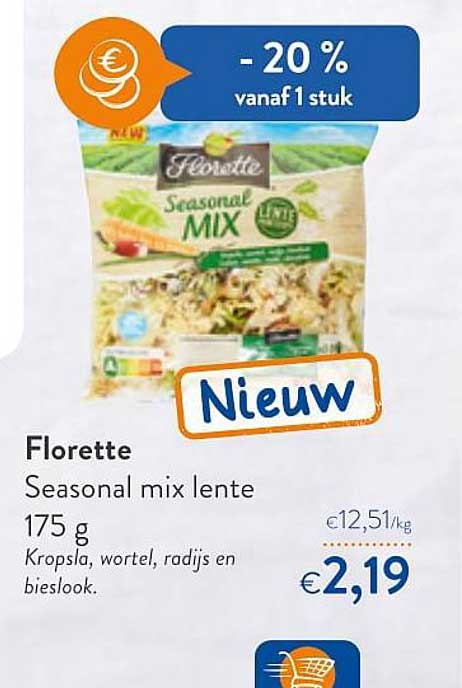 OKay Supermarkt Florette Seasonal Mix Lente