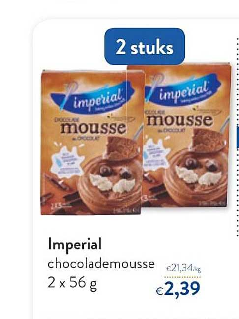 OKay Supermarkt Imperial Chocolademousse