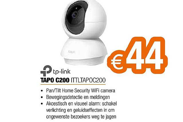 Expert Tp-link Tapo C200