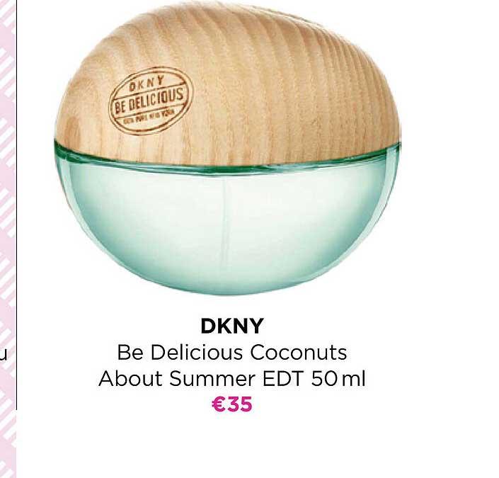 ICI PARIS XL Dkny Be Delicious Coconuts