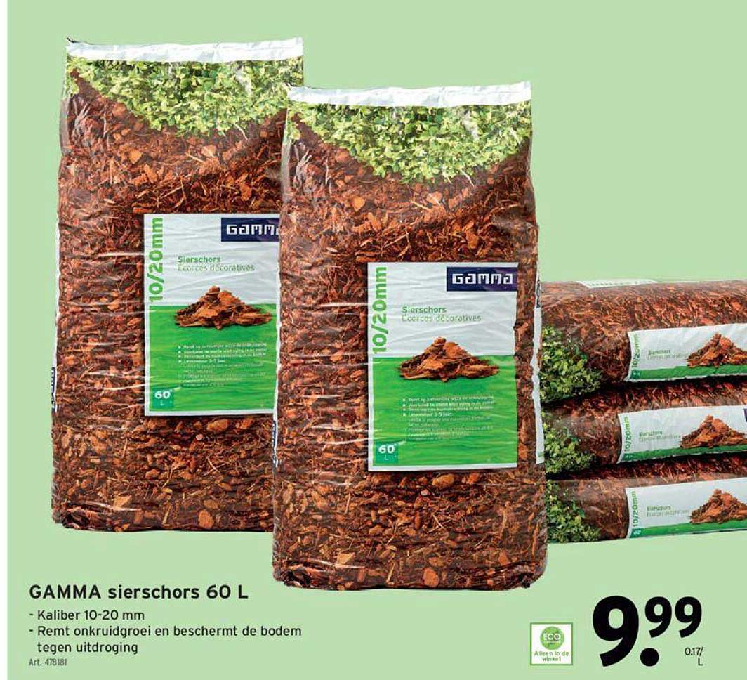GAMMA Gamma Sierschors 60 L