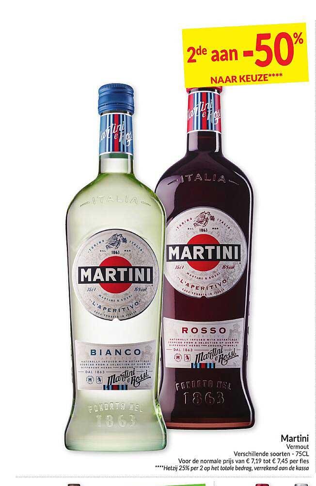 Intermarché Martini Vermout