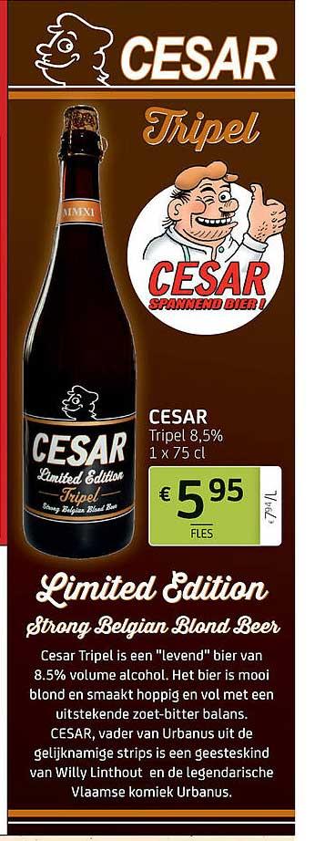 BelBev Cesar Tripel 8,5%