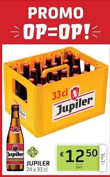 BelBev Jupiler