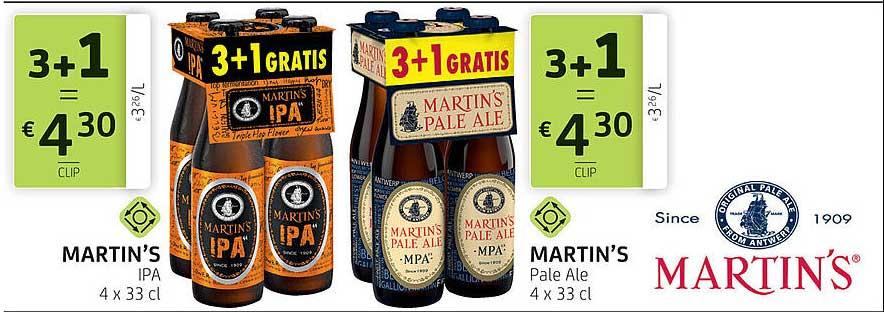 BelBev Martin's Ipa Of Pale Ale