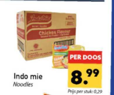 Tanger Markt Indo Mie Noodles