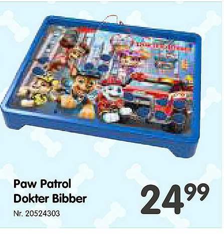 Fun Paw Patrol Dokter Bibber