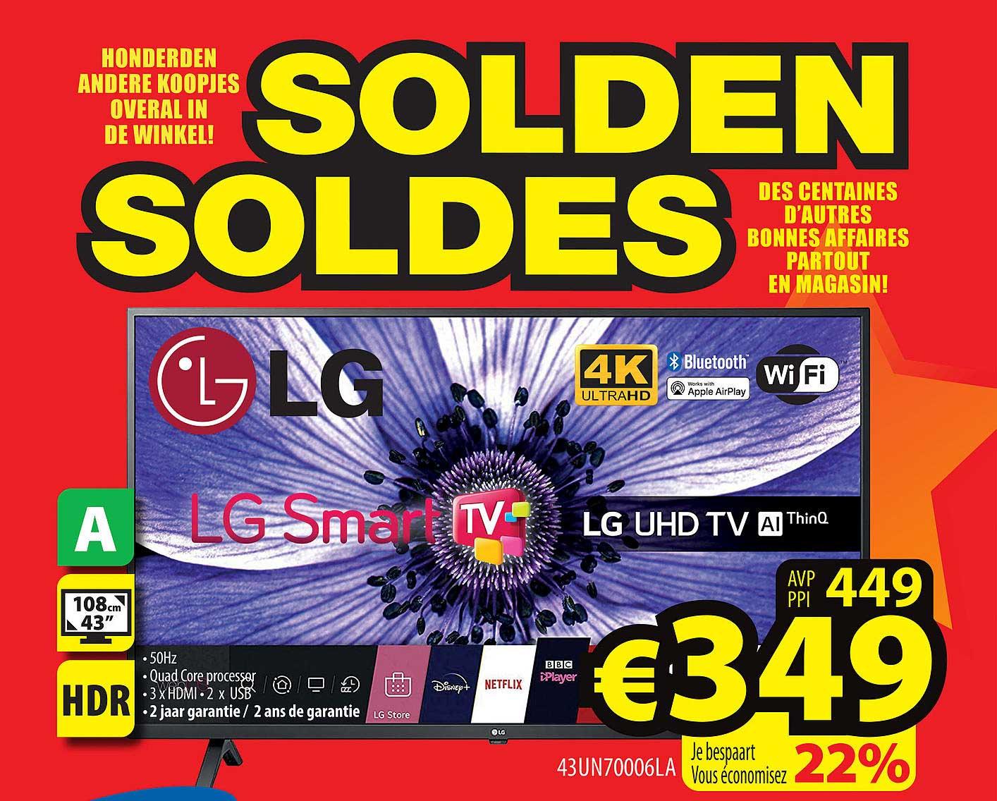 ElectroStock Lg Smart Tv