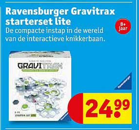 Kruidvat Ravensburger Gravitrax Starterset Lite
