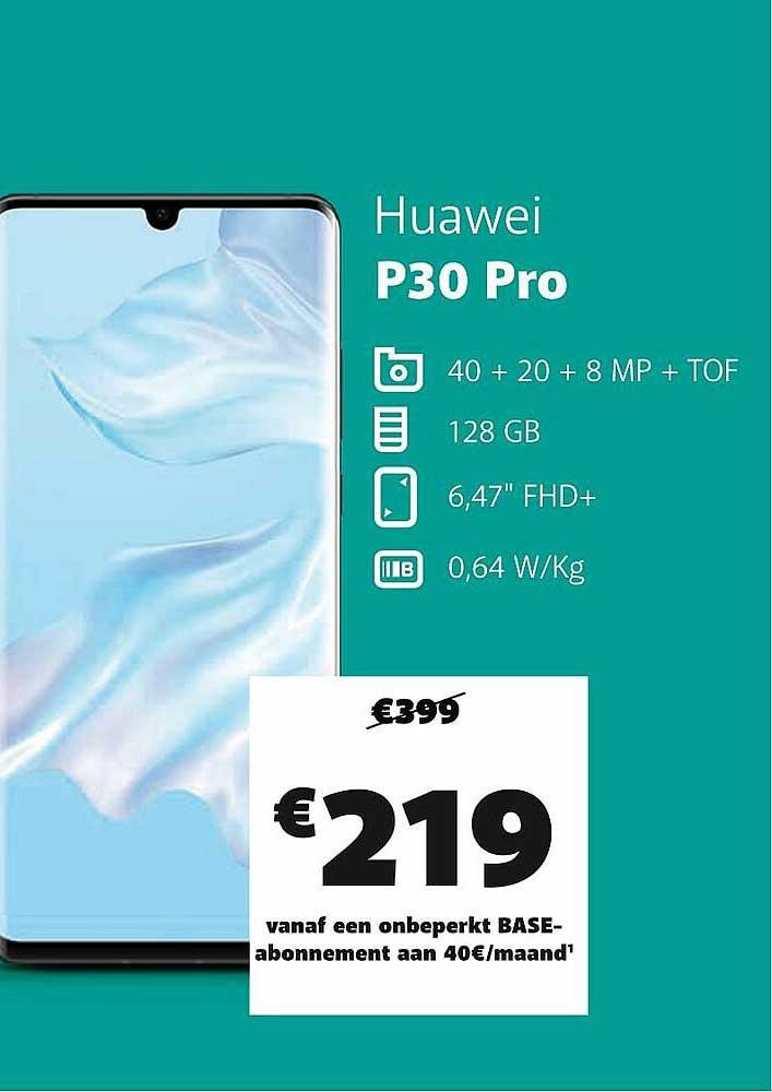 Base Huawei P30 Pro