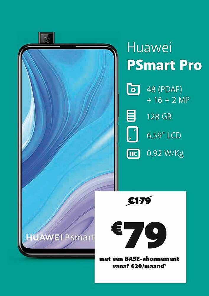 Base Huawei Psmart Pro