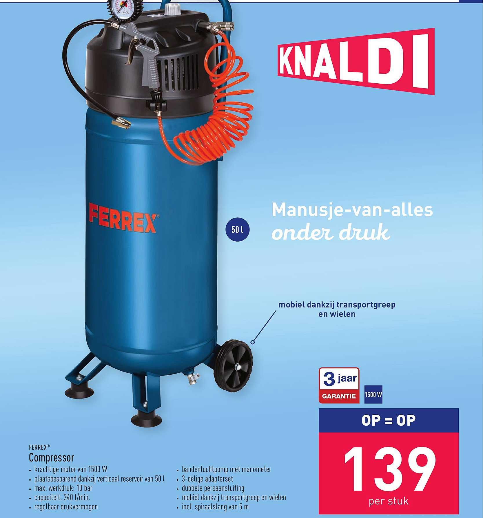 ALDI Compressor