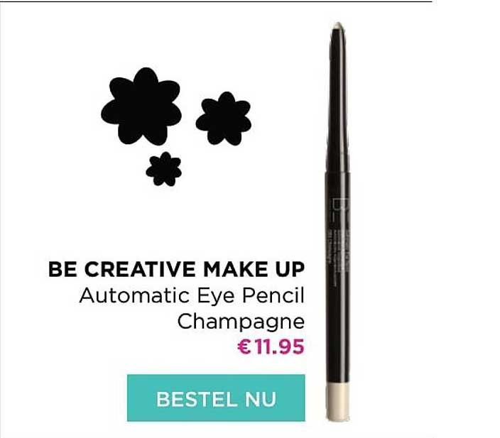 ICI PARIS XL Be Creative Make Up Automatic Eye Pencil Champagne