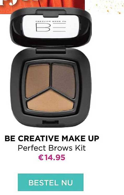 ICI PARIS XL Be Creative Make Up Perfect Brows Kit
