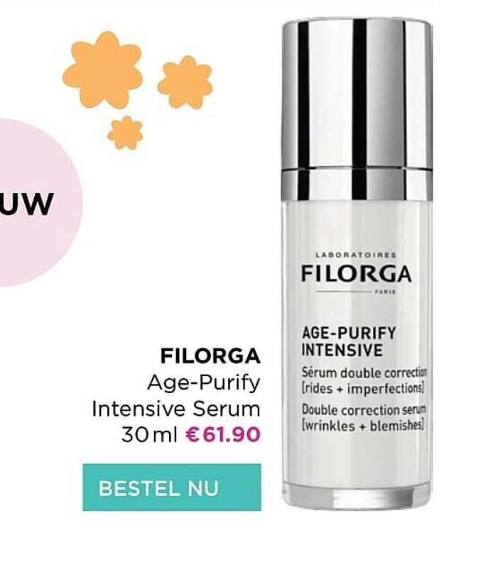 ICI PARIS XL Filorga Age-purify Intensive Serum