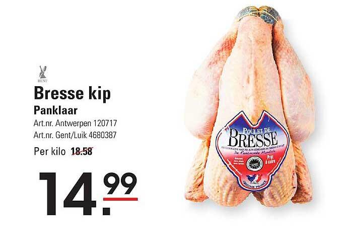 ISPC Bresse Kip Panklaar