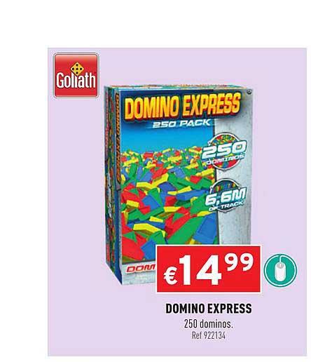 Trafic Domino Express