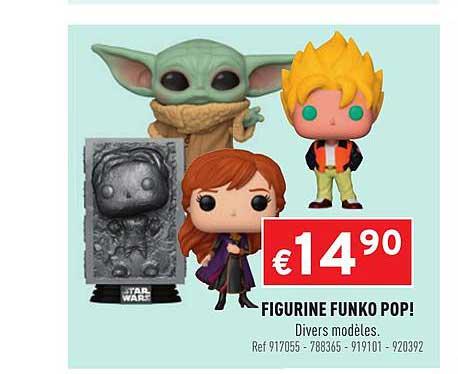Trafic Figurine Funko Pop!