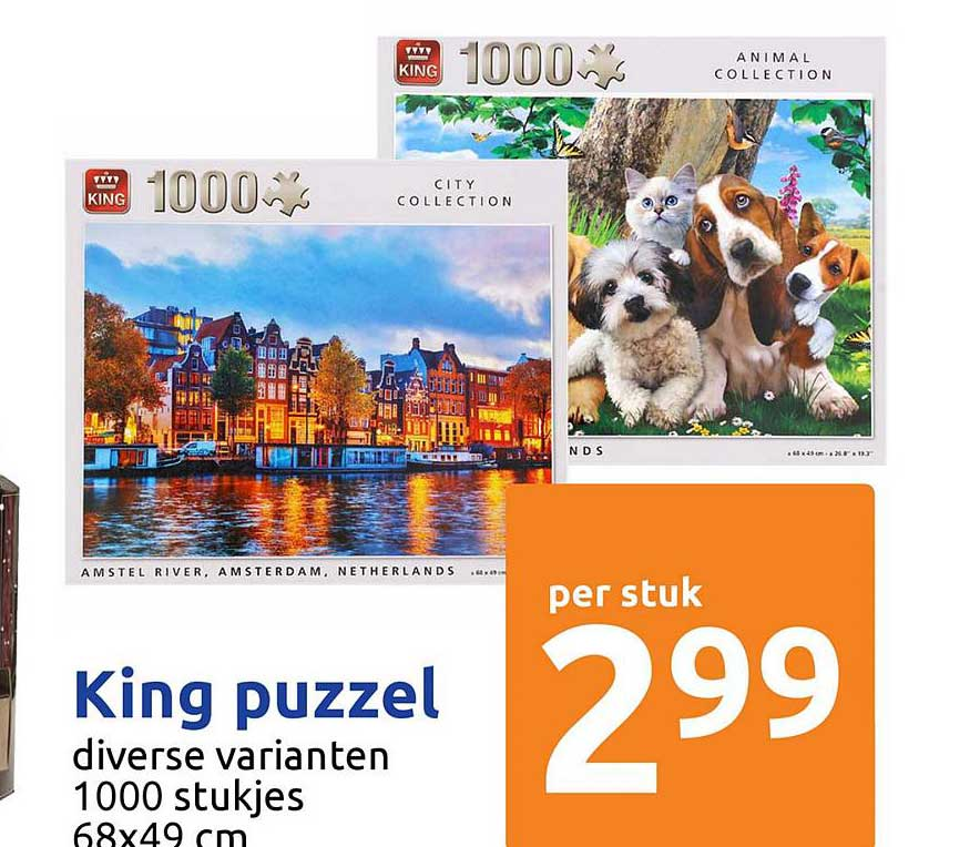 Action King Puzzel