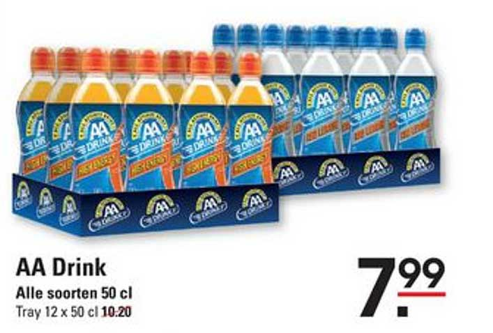 Sligro Aa Drink