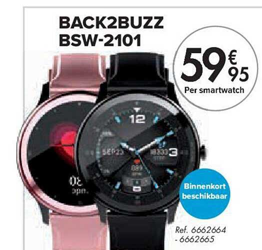 Carrefour Back2buzz Bsw-2101