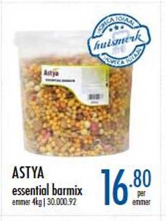 Horeca Totaal Astya Essential Barmix