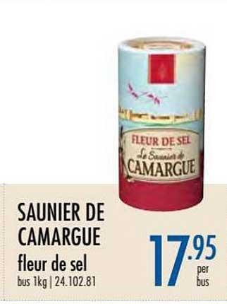 Horeca Totaal Saunier De Camargue