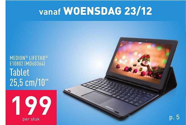 ALDI Medion Lifetab E10802 Tablet