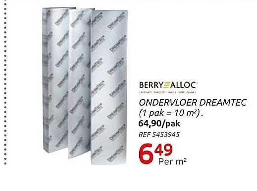 Brico Ondervloer Dreamtec