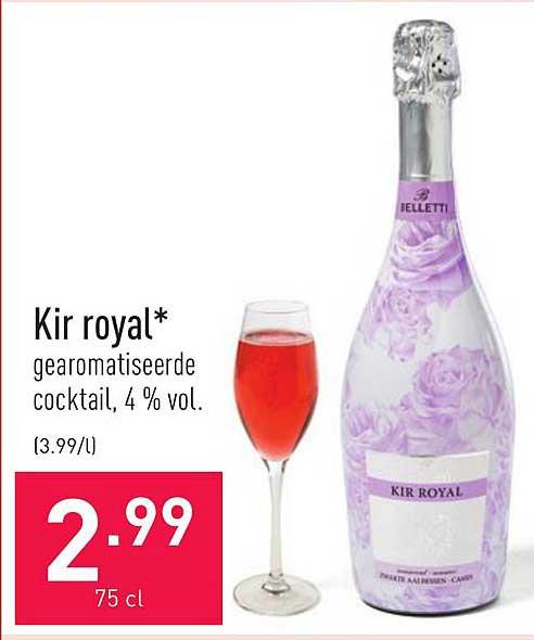 ALDI Kir Royal