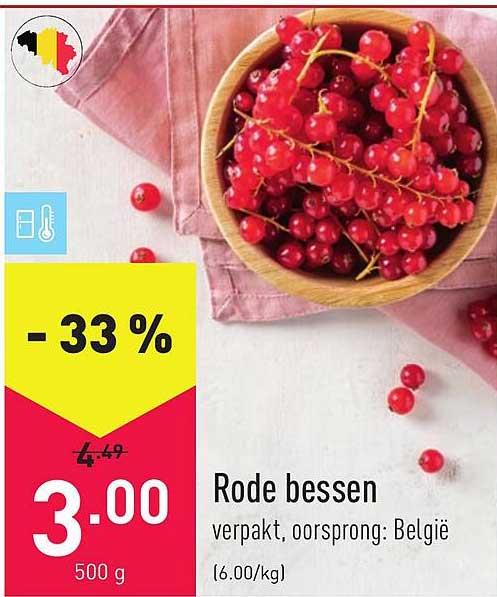 ALDI Rode Bessen