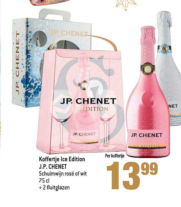 Match J.p. Chenet Koffertje Ice Edition