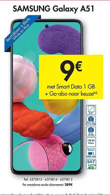 Hyper Carrefour Smartphone Samsung Galaxy A51