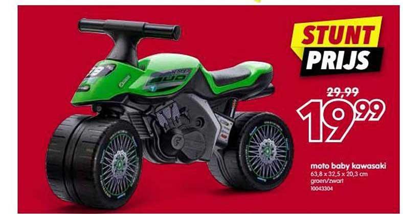 Yess Moto Baby Kawasaki