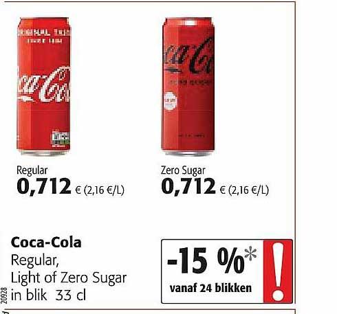 Colruyt Coca-cola