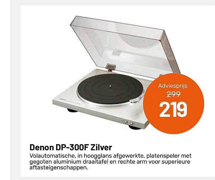 Kamera Express Denon Dp 300f Zilver
