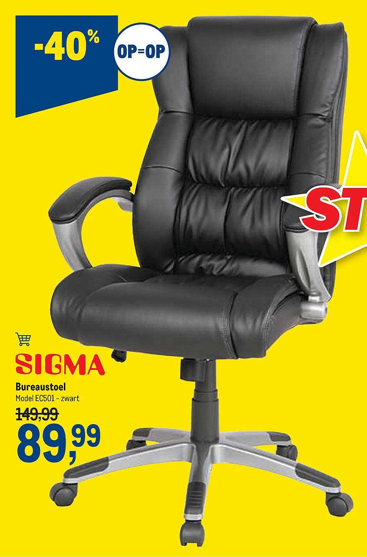 Makro Sigma Bureaustoel