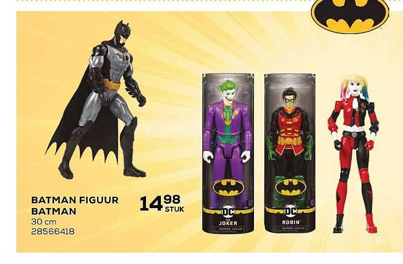 Supra Bazar Batman Figuur 30 Cm