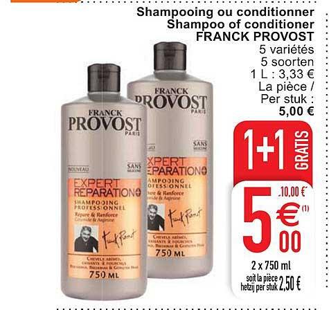 Cora Frank Provost Shampoo Of Conditioner