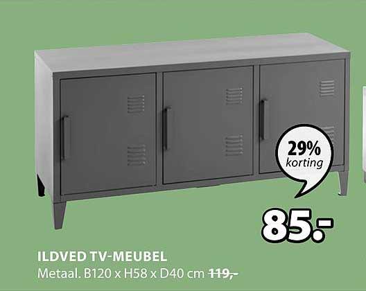 Jysk Ildved Tv-meubel